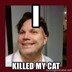 Free Speech Whatley - I  Killed my cat