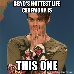 SNL Stefon - BBYO's hottest life ceremony is this one