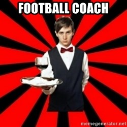 typical_off - FOOTBALL COACH