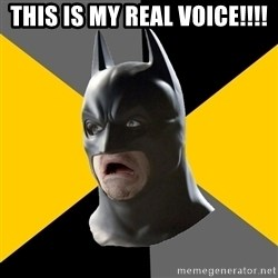 Bad Factman - this is my real voice!!!!