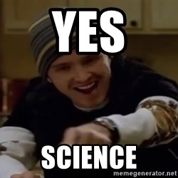 Science Bitch! - YES Science