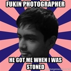 Los Moustachos - I would love to become X - FUKIN PHOTOGRAPHER  HE GOT ME WHEN I WAS STONED