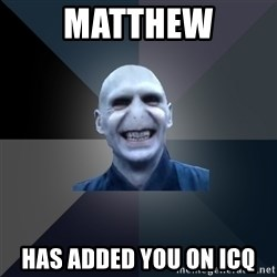 crazy villain - MATTHEW HAS ADDED YOU ON ICQ