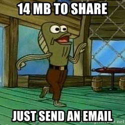 Haters Gonna Hate - 14 mB to share just send an email