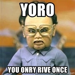 Kim Jong Il Team America - yoro you onry rive once