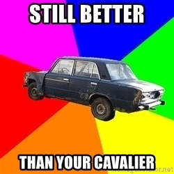 AdviceCar - Still better than your cavalier