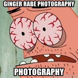 Stoned Patrick - ginger rabe photography photography