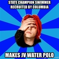 imforig - State Champion Swimmer Recruited by Columbia Makes JV Water POlo