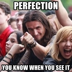 Ridiculously Photogenic Metalhead Guy - perfection you know when you see it