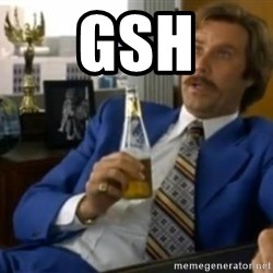 That escalated quickly-Ron Burgundy - GSH