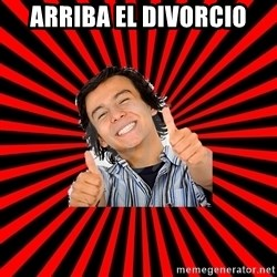 Bad Luck Chuck - ARRIBA EL DIVORCIO