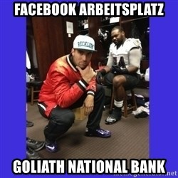 PAY FLACCO - facebook arbeitsplatz goliath national bank