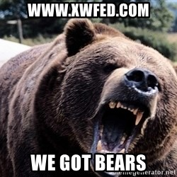 Bear week - www.xwfed.com We got bears