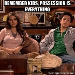 How i met your mother kids - Remember kids, possession is everything