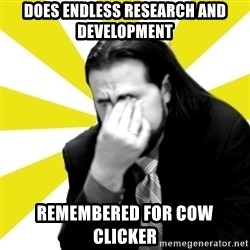 IanBogost - DOES ENDLESS RESEARCH AND DEVELOPMENT REMEMBERED FOR COW CLICKER
