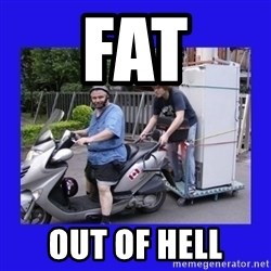 Motorfezzie - Fat Out of hell