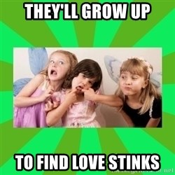CARO EMERALD, WALDECK AND MISS 600 - they'll grow up to find love stinks