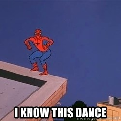 Spiderman12345 -  I KNOW THIS DANCE