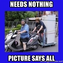 Motorfezzie - Needs NOTHING Picture Says all