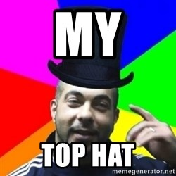 facebookazad - MY TOP HAT