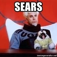 Zoolander so hot right now - Sears