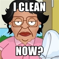 Family Guy Mexican Maid - I clean  Now?
