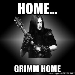 Black Metal - Home... GRiMM HOME