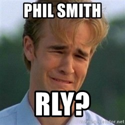 90s Problems - PHIL SMITH RLY?