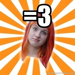 Hayley Williams - =3