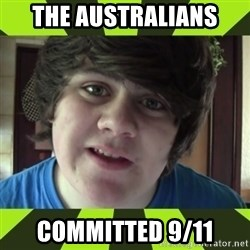 Jared Milton - The Australians Committed 9/11