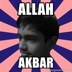 Los Moustachos - I would love to become X - ALLAH AKBAR