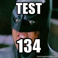Goddamn Batman - test 134