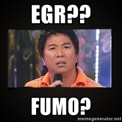 Willie Revillame me - Egr?? Fumo?
