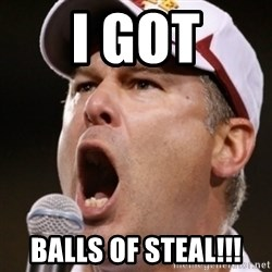 Pauw Whoads - I GOT BALLS OF STEAL!!!