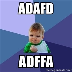 Success Kid - adafd adffa