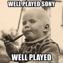Smart Baby - well played sony well played