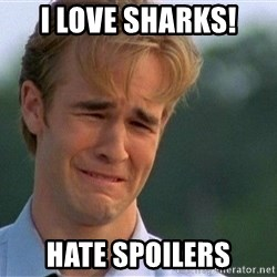 Thank You Based God - I love sharks! Hate spoilers