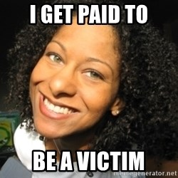 Adria Richards - i get paid to be a victim