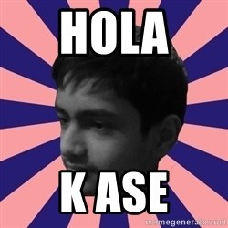 Los Moustachos - I would love to become X - Hola  K ase