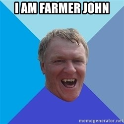 YAAZZ - i am farmer john