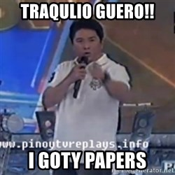 Willie You Don't Do That to Me! - traqulio guero!! i goty papers