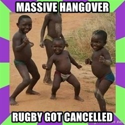 african kids dancing - MASSIVE HANGOVER RUGBY GOT CANCELLED