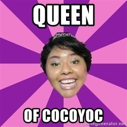 It's Colibritany! - queen of cocoyoc
