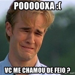 Thank You Based God - POOOOOXA :( VC ME CHAMOU DE FEIO ?