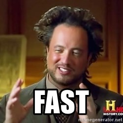 Ancient Aliens -  fast