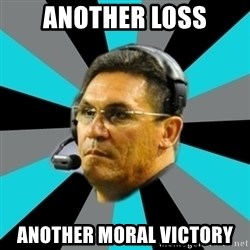 Stoic Ron - Another Loss Another Moral Victory