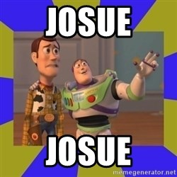 buzz lightyear 2 - josue josue