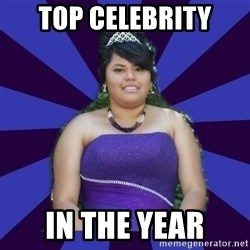 Colibritany xD - TOP CELEBRITY IN THE YEAR