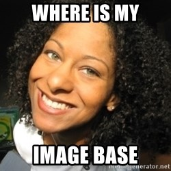 Adria Richards - Where is my image base