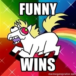 Lovely Derpy RP Unicorn - funny wins